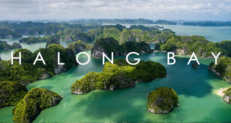 Cảnh đẹp Việt Nam - Hạ Long Bay