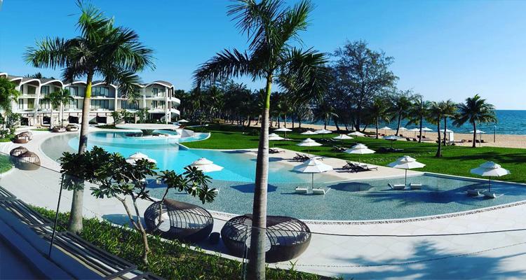 Cảnh đẹp Việt Nam - khách sạn