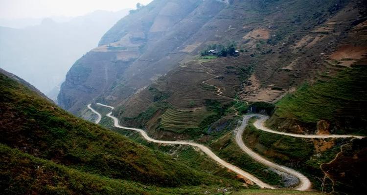 Cảnh đẹp Việt Nam - cung đường
