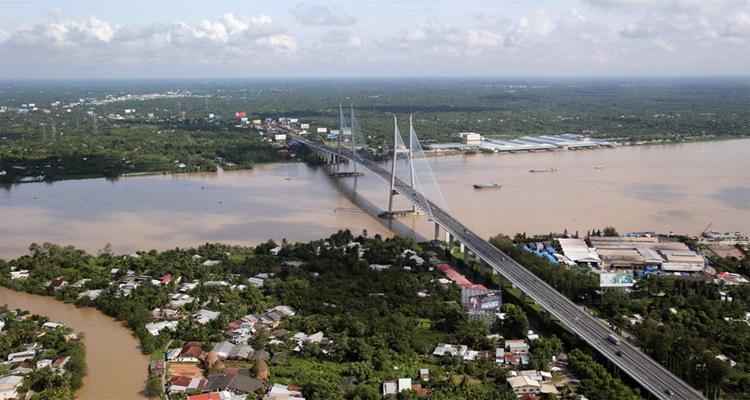Cầu Mỹ Thuận - bao quát