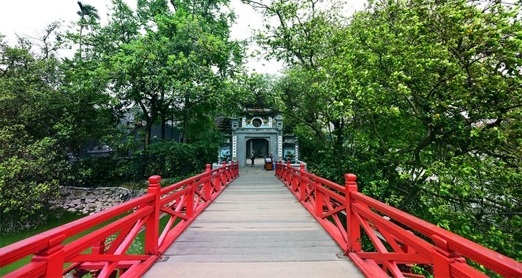 Cầu Thê Húc 06