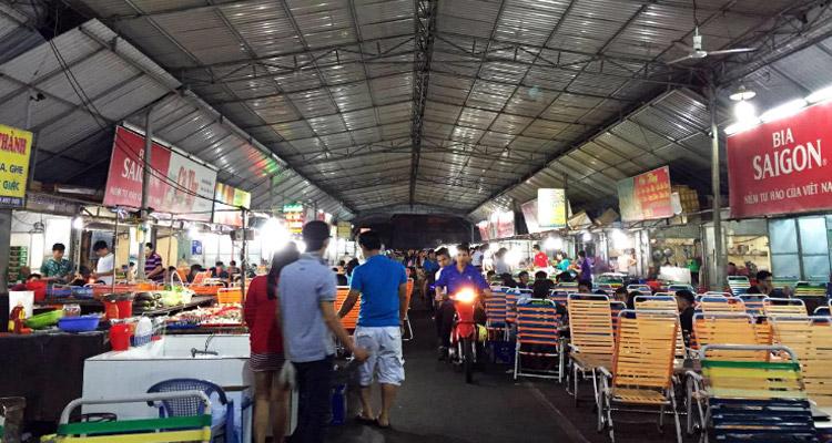 chợ đêm Vũng Tàu 7