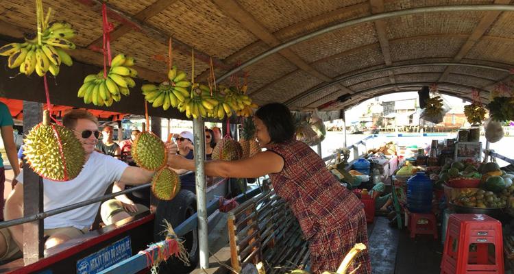 Chợ nổi Cái Bè 09