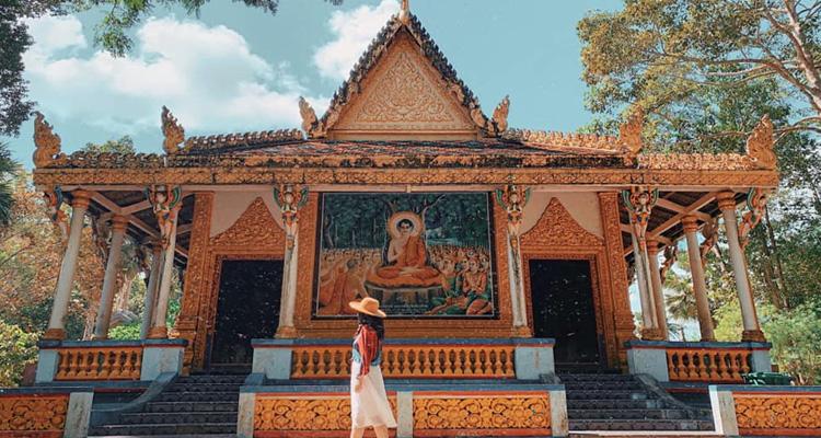 Tour du lịch 6 tỉnh miền Tây: Sài Gòn - Tiền Giang - Bến Tre - Cần Thơ -  Sóc Trăng - Bạc Liêu - Cà Mau - HathaiTour