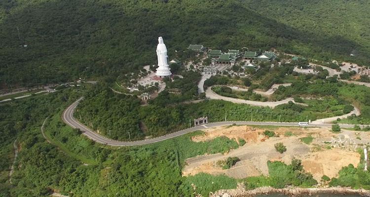 Chùa Linh Ứng Đà Nẵng - quần thể di tích