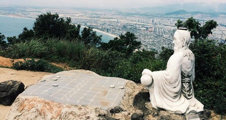 Chùa Linh Ứng Đà Nẵng - đỉnh bàn cờ tiên