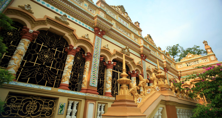 Chùa Vĩnh Tràng 06