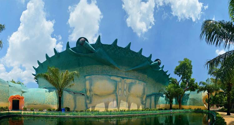 Công viên văn hóa Đầm Sen - thủy cung