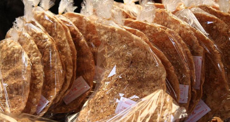 Đặc sản Bắc Giang - bánh đa
