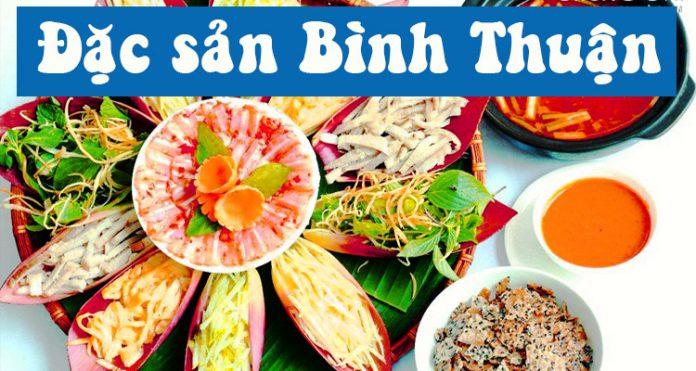Đặc sản Bình Thuận 12