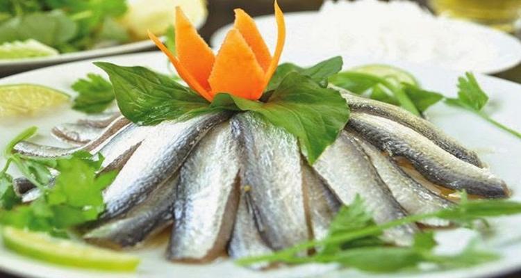 Đặc sản Kiên Giang - cá trích