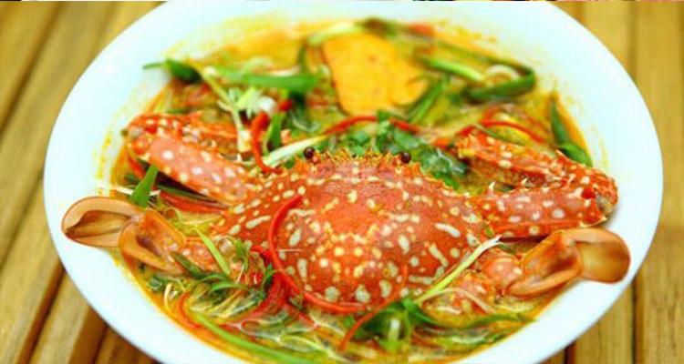 Đặc sản Kiên Giang - bánh canh