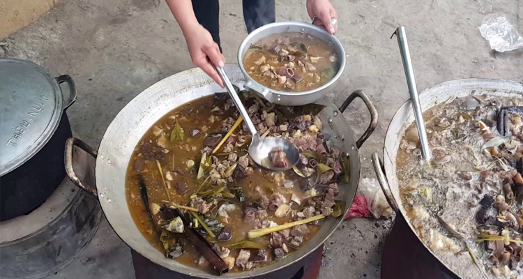 Đặc sản Lào Cai - thắng cố