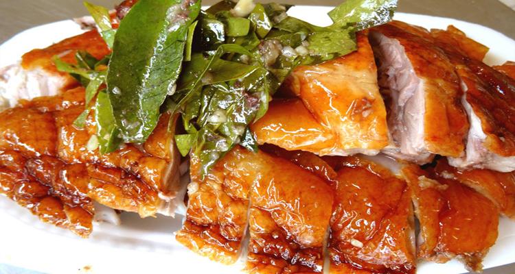 Đặc sản Lào Cai - thịt lơn