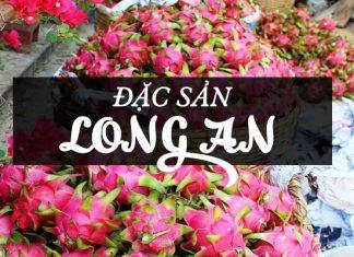 Đặc sản Long An - long an