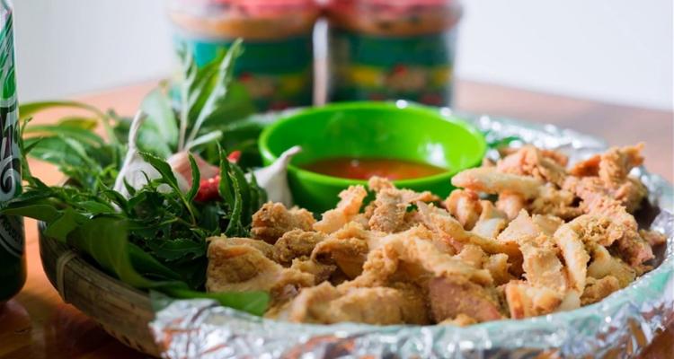 Đặc sản Phú Thọ - thịt chua
