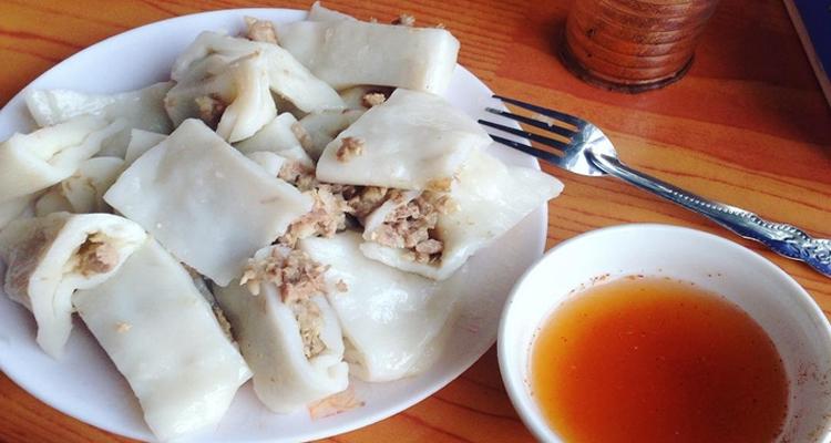Đặc sản Phú Thọ - bánh tai