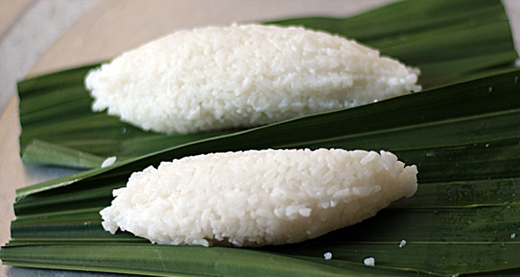 Đặc sản Phú Thọ - cơm nắm