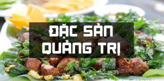 Đặc sản Quảng Trị - ảnh bìa