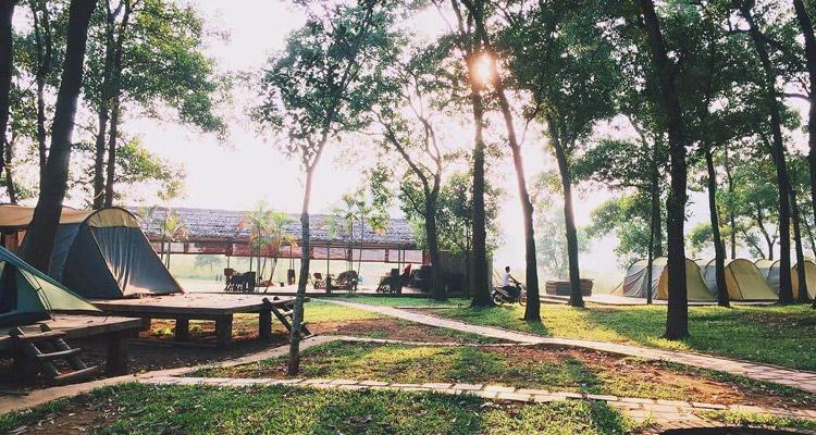Địa điểm đi chơi gần Hà Nội 9