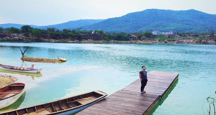 địa điểm du lịch Vũng Tàu - hồ đá