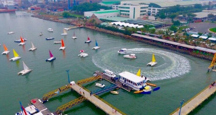 địa điểm du lịch Vũng Tàu - bến thuyền