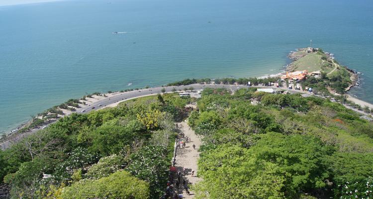địa điểm du lịch Vũng Tàu - trên cao