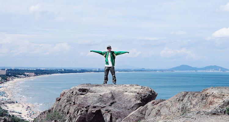 địa điểm du lịch Vũng Tàu - con heo