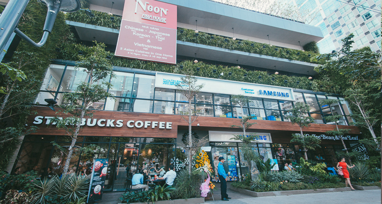 Địa điểm vui chơi ở Sài Gòn 10