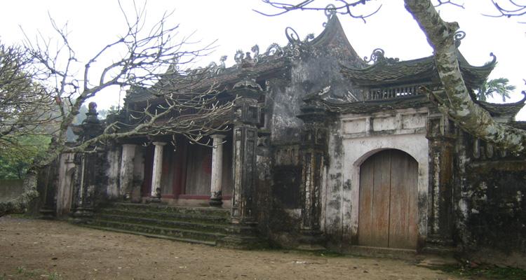 Du lịch Hà Nam - chùa bà đanh cổ kính