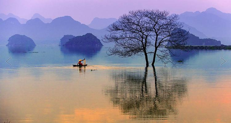 Du lịch Hà Nam - vùng trũng Hà Nam