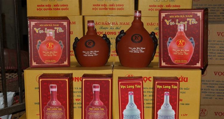Du lịch Hà Nam - rượu làng vọc