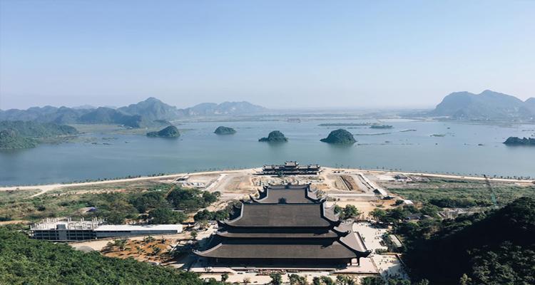 Du lịch Hà Nam - chùa Tam Chúc