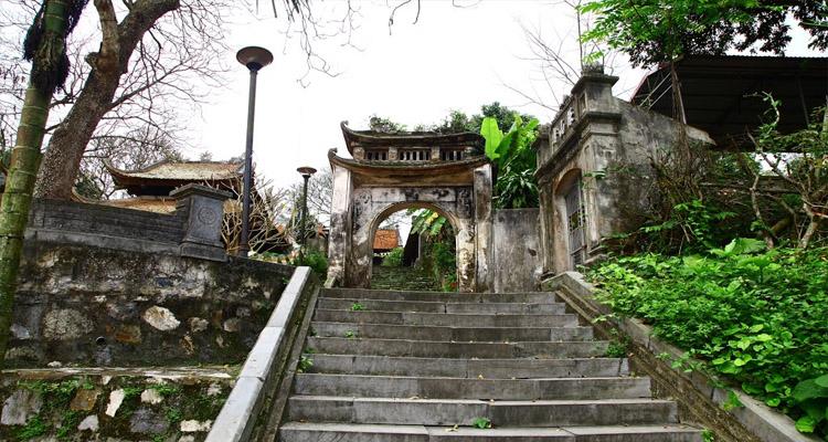 Du lịch Hà Nam - chùa Long Đọi Sơn