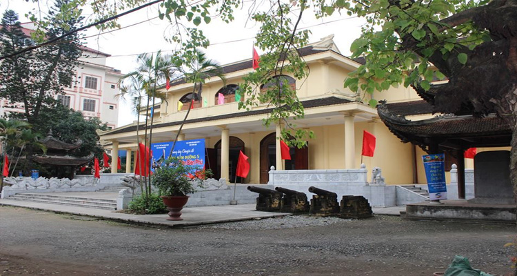 Du lịch Hải Dương - bảo tàng