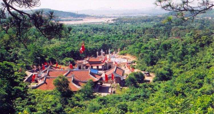 Du lịch Hải Dương - di tích Côn Sơn - Kiếp Bạc
