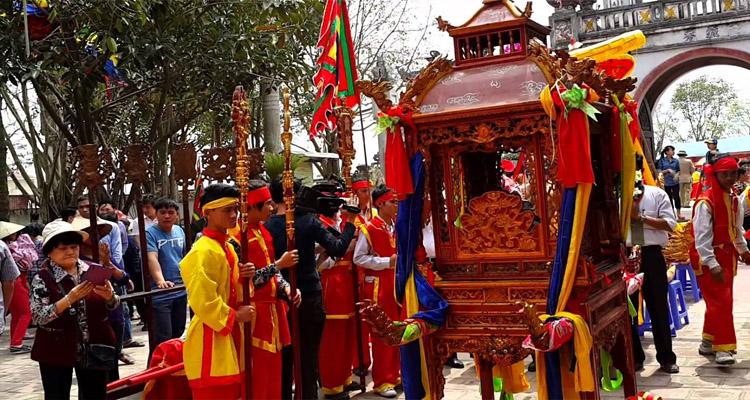 Du lịch Hải Dương - lễ hội