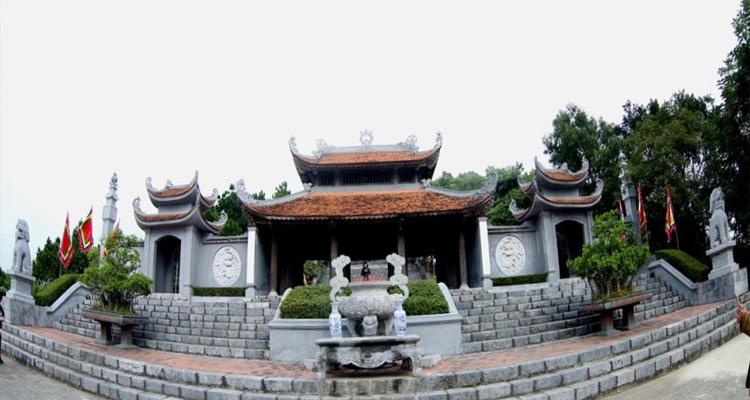 Du lịch Hải Dương - đền Cao An Phụ
