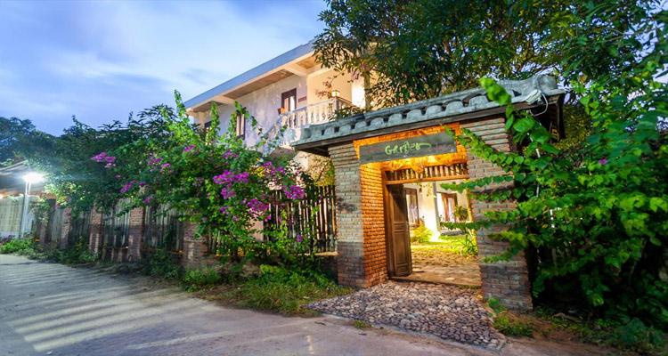 Homestay Đà Lạt - An Bàng Garden Homestay