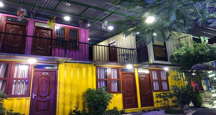Homestay Vũng Tàu - container