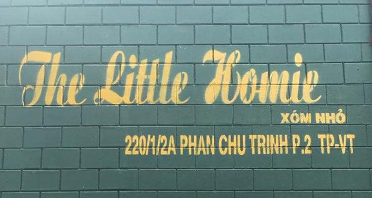 Homestay Vũng Tàu - little