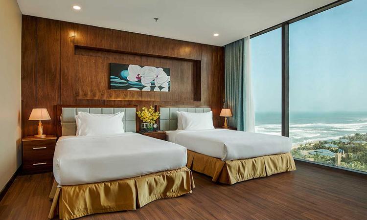 Khách sạn Đà Nẵng - phòng ngủ