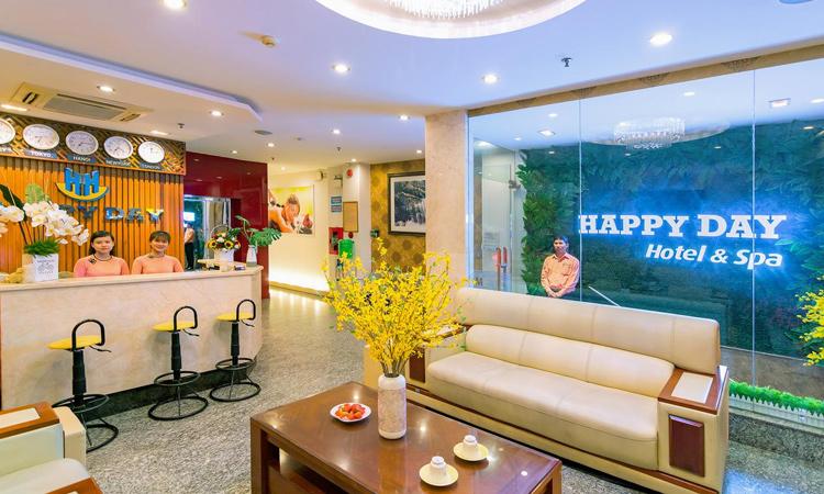 Khách sạn Đà Nẵng - happy day