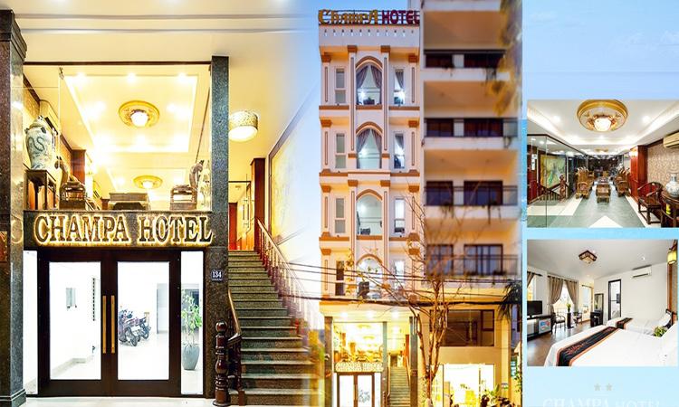 Khách sạn Đà Nẵng - chăm
