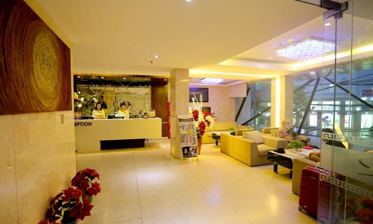 Khách sạn Đà Nẵng - gold