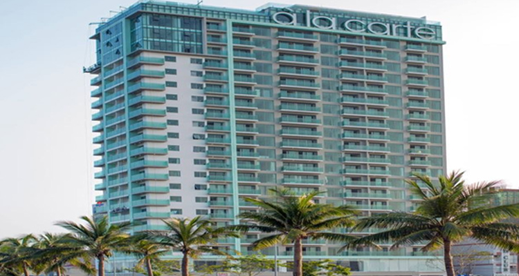 Khách sạn Đà Nẵng - Khách sạn A La Carte