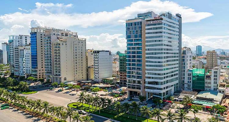 Khách sạn Đà Nẵng - Belle MaiSon Parosand Danang