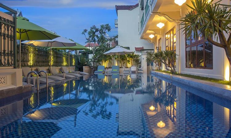 Khách sạn Hội An - lantana