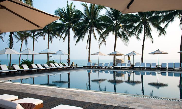 Khách sạn Hội An - view biển