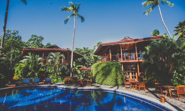 Khách sạn Hội An - hồ bơi